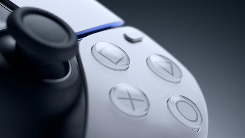 Artwork des Playstation-5-Controllers