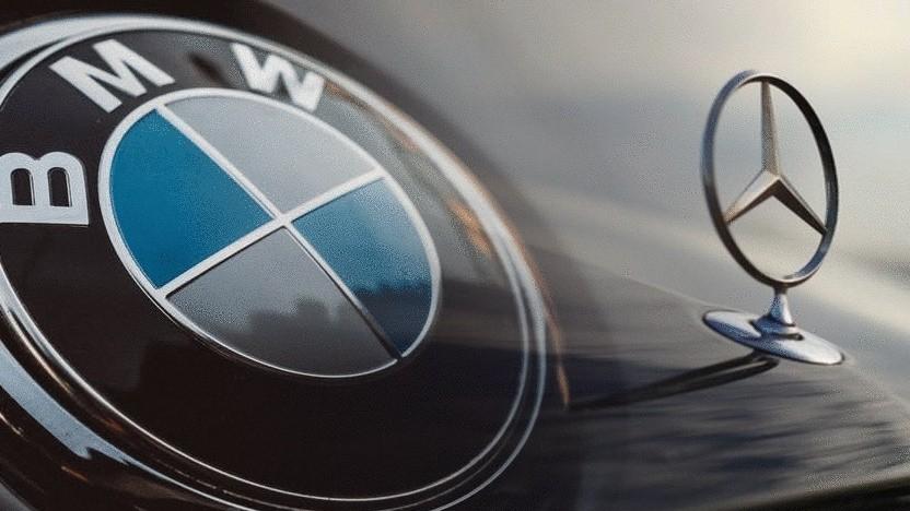BMW und Mercedes im Fadenkreuz der DUH