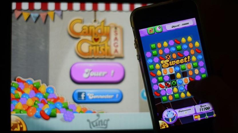 Candy Crush Saga versucht sich als E-Sport-Disziplin.