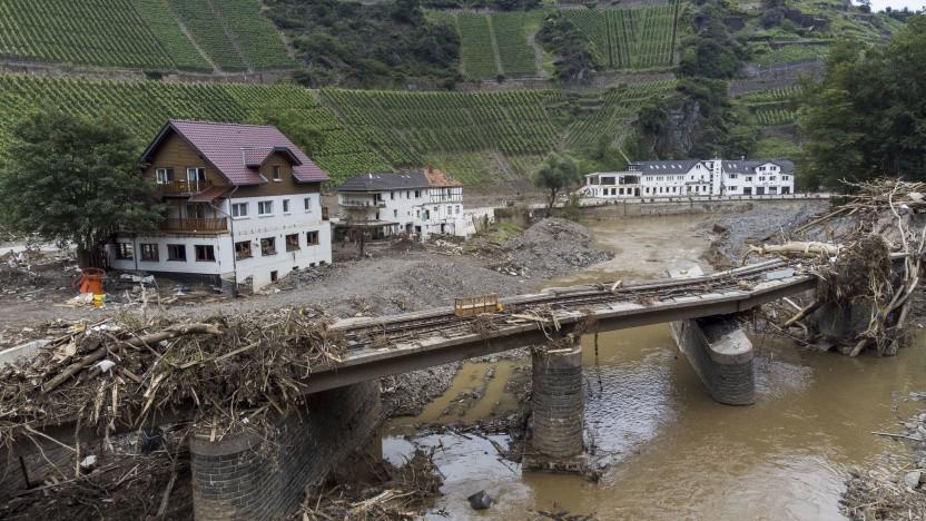 Die Folgen von Überflutungen sind oft katastrophal. Vorsorge ist besser.