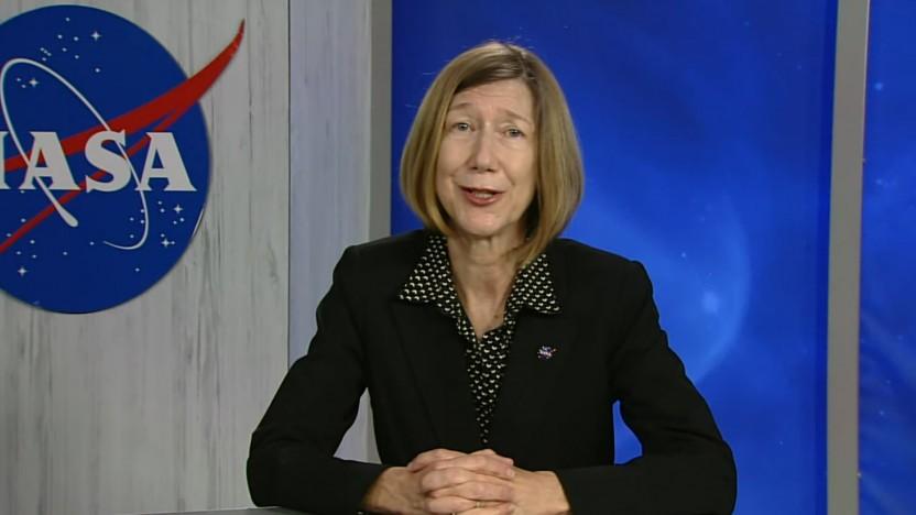 Kathy Lueders war verantwortlich für das kommerzielle Crew-Programm.