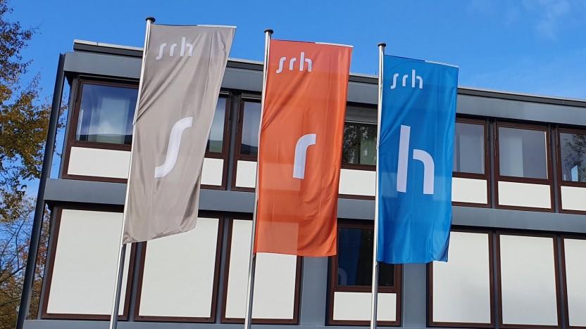 Die SRH-Gruppe hat Probleme mit einem Hackerangriff.