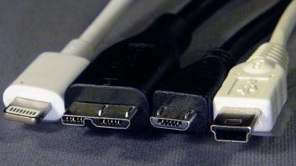 Lightning ade: EU will USB-C als alleinige Handy-Ladebuchse vorschreiben