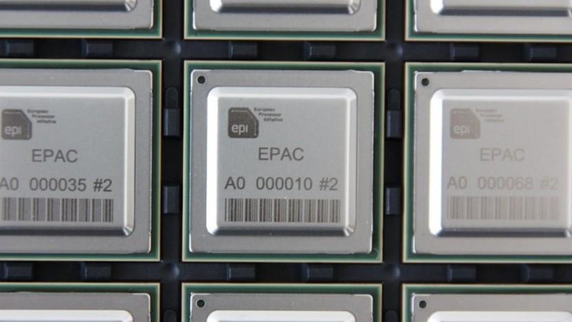 Die ersten RISC-V-Chips der EPI wurden getestet.