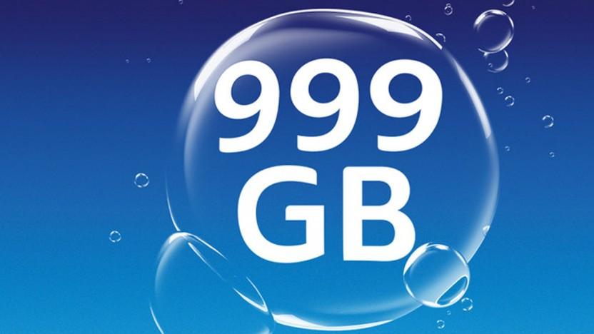 Prepaid-Tarif O2 My Prepaid Max mit 999 GByte Datenvolumen