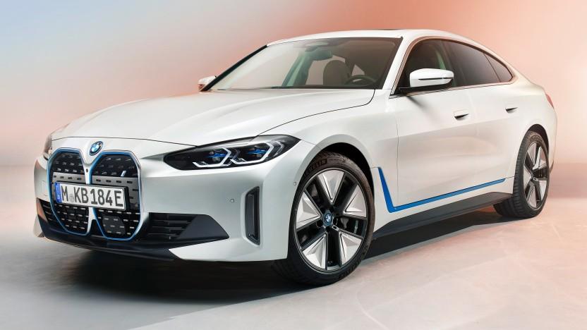 Auch größere Autos wie der BMW i4 sollen bei rund 600 Kilometern Reichweite bleiben.