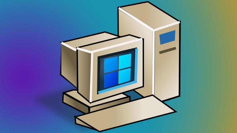 Windows 11 kann auf älteren Systemen laufen, dann aber mit Warnmeldung.
