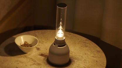 Bluetooth-Lautsprecher LSPX-S3 im Test: Sonys Glaskolben-Lampe rockt