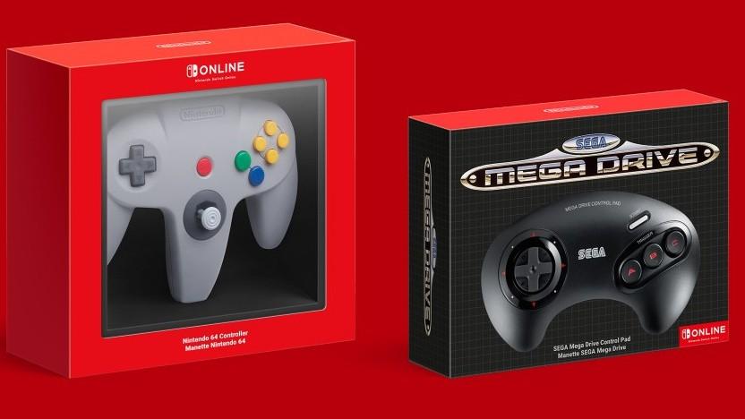 Die neuen kabellosen Gamepads für die Nintendo Switch