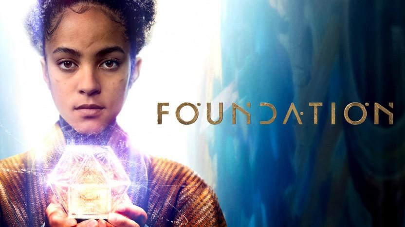 Die Foundation-Trilogie wurde von Apple verfilmt.