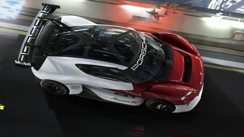 Der Porsche Mission R könnte die Basis für die neue Baureihen-Generation bilden.
