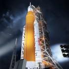 Artemis: NASA zeigt neue Bilder ihrer SLS-Mondrakete