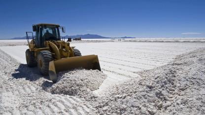 Akkutechnik: Lithiumknappheit führt zu Rekordpreisen