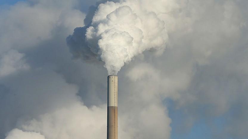 Das US-Unternehmen Stronghold Digital Mining bezeichnet sich als umweltfreundlich, betreibt aber ein fossiles Kraftwerk fürs Bitcoin-Mining.