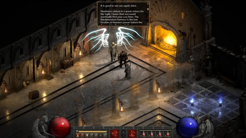 Artwork von Diablo 2 Resurrected