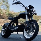 Crowdfunding: Buzzsaw Boss Hog ist ein E-Motorrad im Chopper-Look