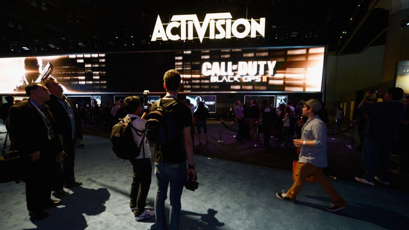 Activision auf der Spielemesse E3