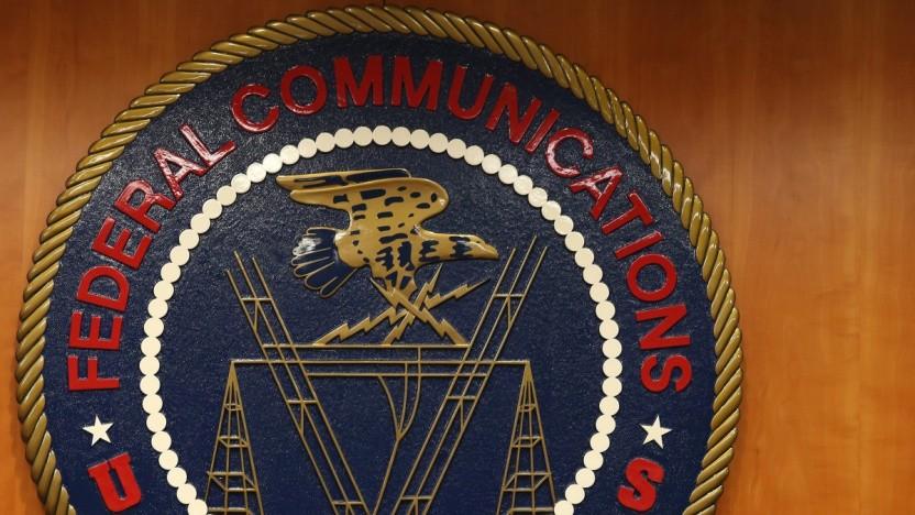 Wappen der Federal Communications Commission (FCC)