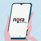 Barrierefreie Smartphone-Software: Notruf-App Nora ab sofort verfügbar