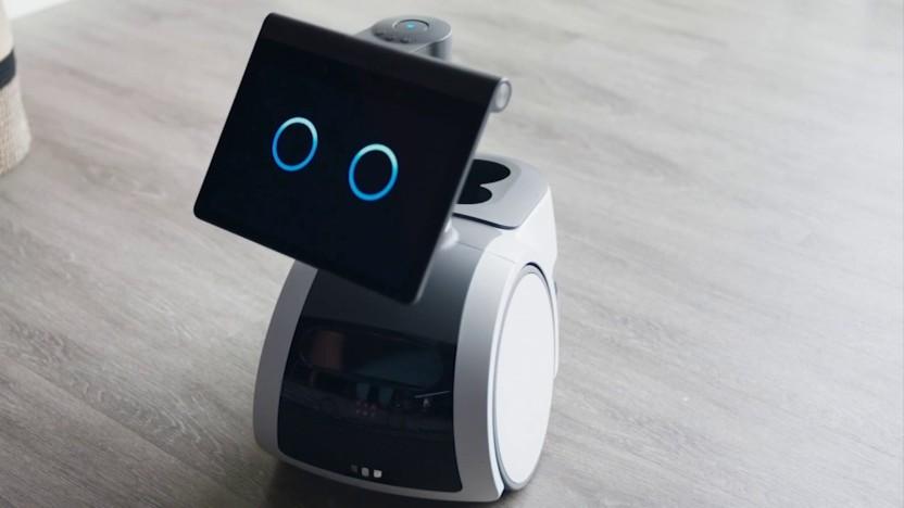 Astro - der erste Amazon-Roboter
