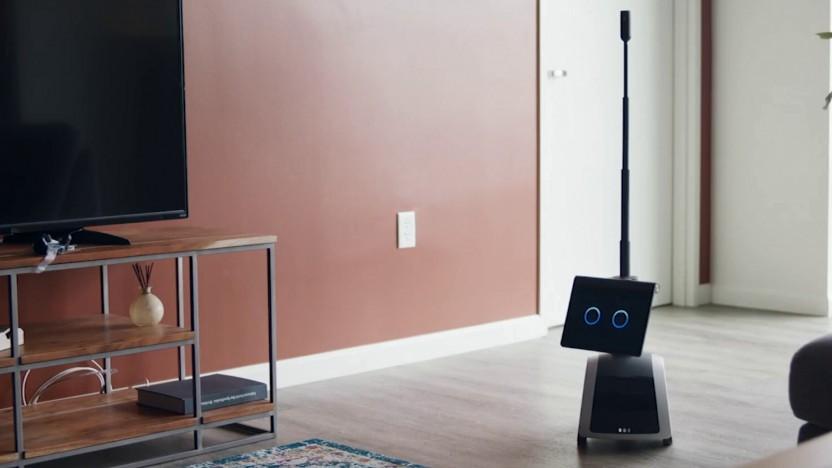 Kritik an der Qualität von Astro - einem Alexa-Roboter