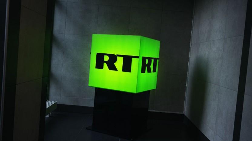 RT, früher Russia Today, ist mit seinem deutschen Kanal nicht mehr auf Youtube zu finden.