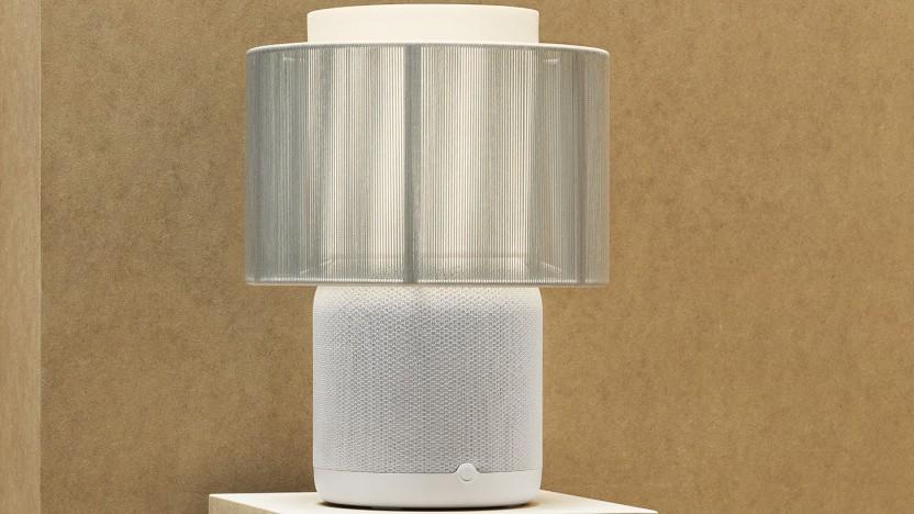 Neuer Tischleuchten-Lautsprecher aus der Symfonisk-Modellreihe