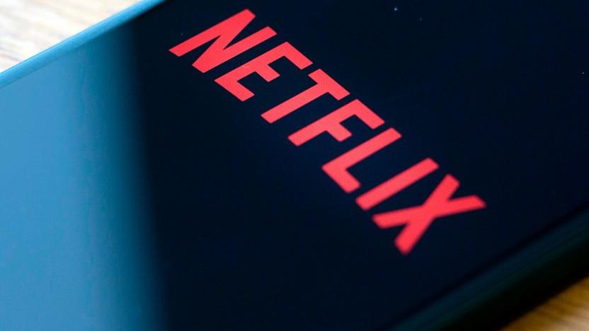 Logo von Netflix