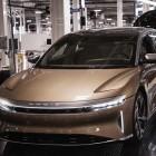 Elektroauto: Lucid beginnt mit Serienproduktion des Air