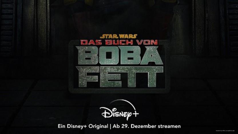 Das Buch von Boba Fett startet am 29. Dezember 2021 auf Disney+.