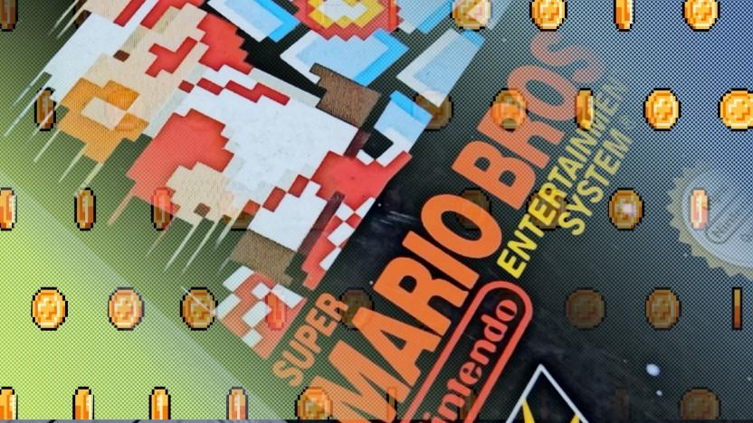 Lieber spielen als spekulieren: Super Mario Bros für das NES