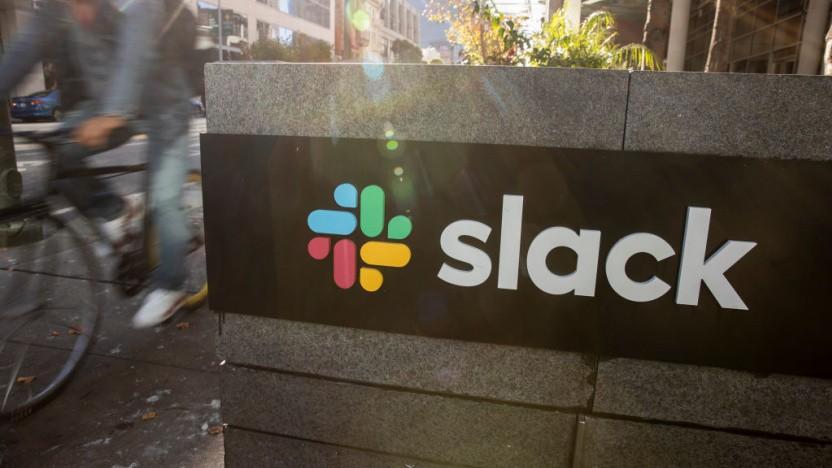 Bei Slack sorgte ein DNS-Fehler für Probleme.