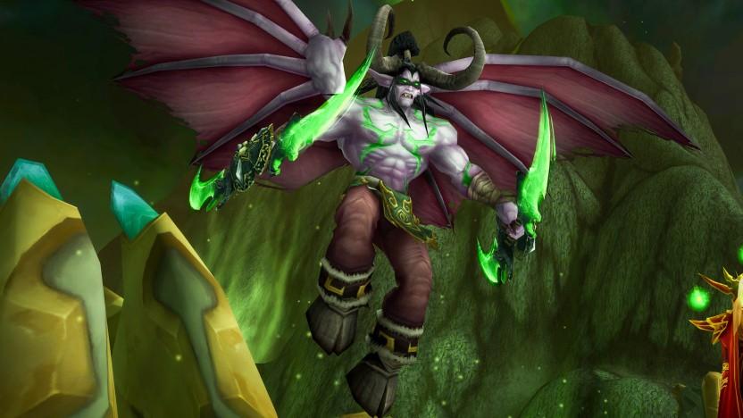Artwork von World of Warcraft Classic