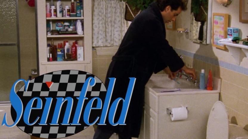 Seinfeld läuft seit 1. Oktober 2021 bei Netflix.