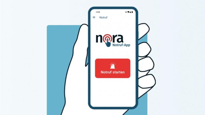 Kaum war sie da, ist sie auch schon wieder weg: Die Nora-App ist aktuell nicht mehr in den App-Stores verfügbar.