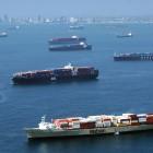 Klimaschutz: Erstes CO2-neutrales Containerschiff fährt zur See