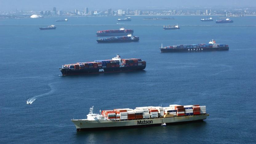 Können Containerschiffe in Zukunft CO2-neutral fahren?