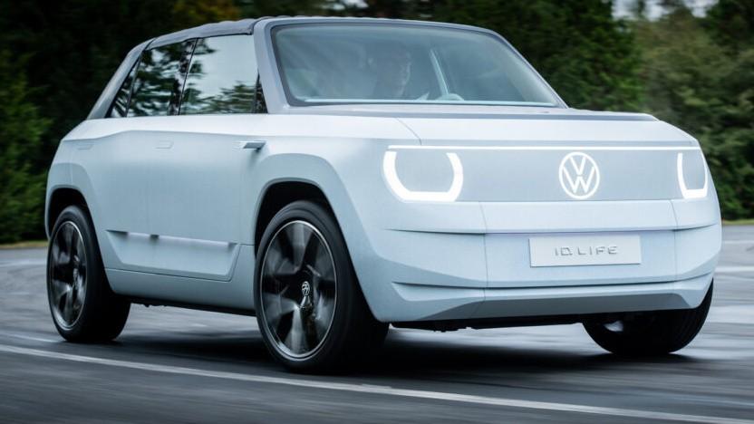 Der VW ID.Life ist bislang nur eine Konzeptstudie.