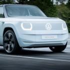 Probefahrt mit VW ID.Life: Volksstromer mit Kinoleinwand und Espressomaschine