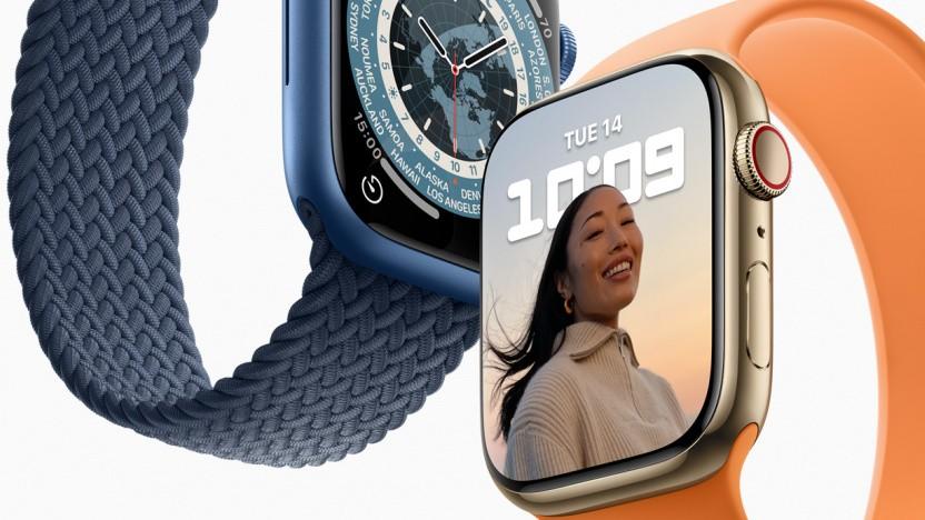 Die Apple Watch 7