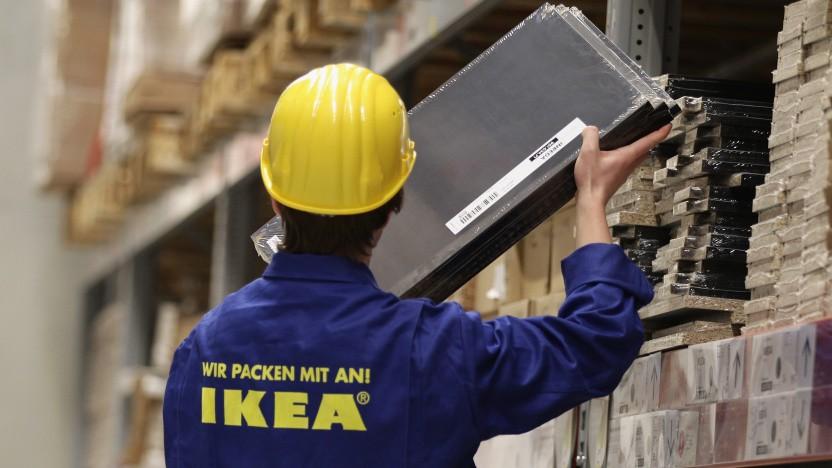 Ob dieser Ikea-Angestellte ebenfalls überwacht wurde?