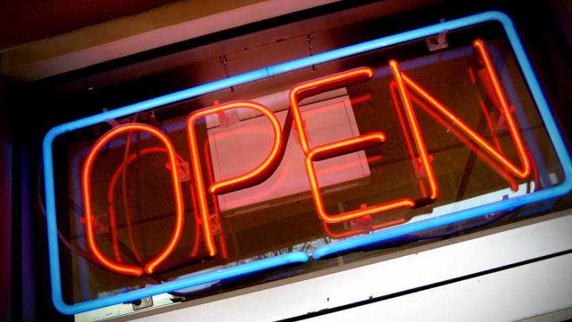 Offen für Open Source