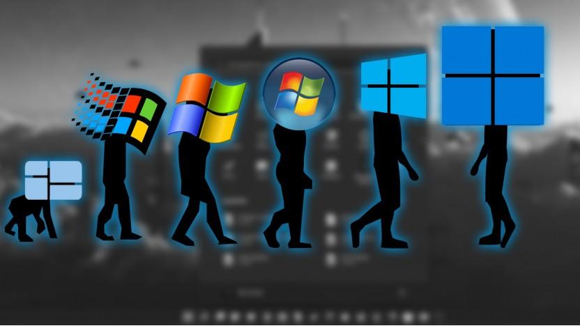Windows 11 ist die aktuelle Evolutionsstufe von Microsofts Betriebssystem.