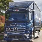 eActros: Mercedes-Benz-Elektro-Lkw gehen in Serie