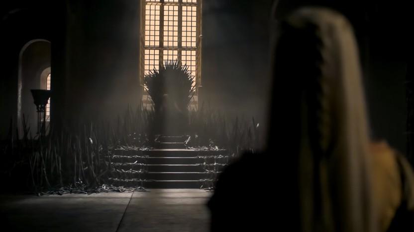 Szene aus dem Teaser von House of the Dragon