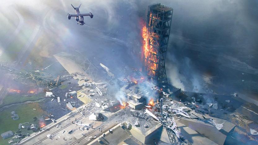 Artwork von Orbital aus Battlefield 2042