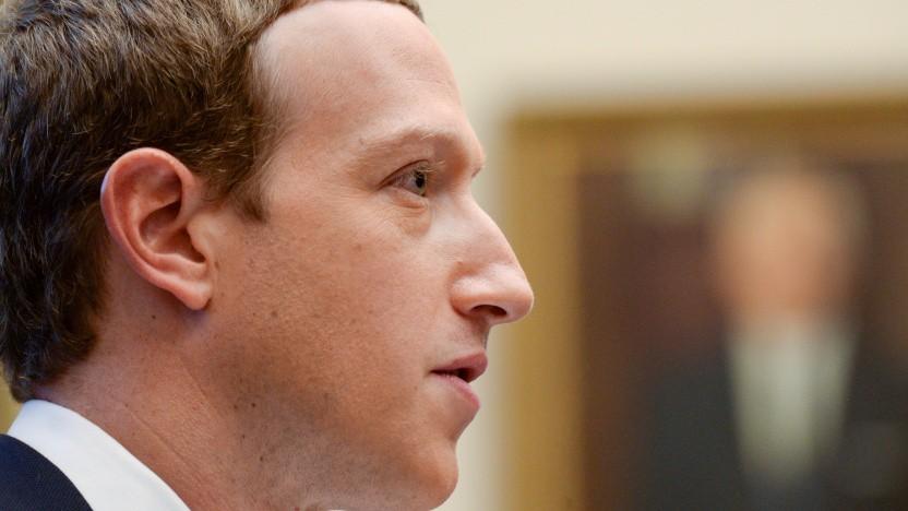 Mark Zuckerberg sieht sein Unternehmen falsch dargestellt.