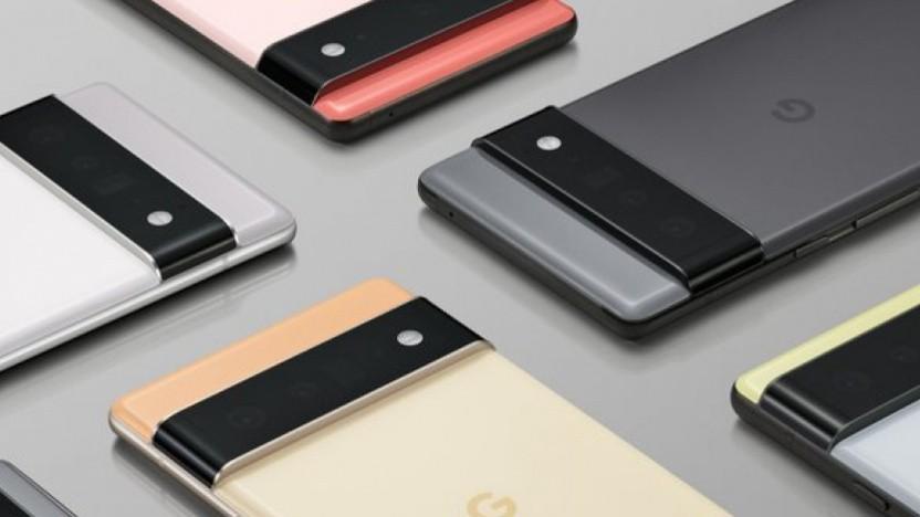 Die neuen Pixel-Smartphones von Google