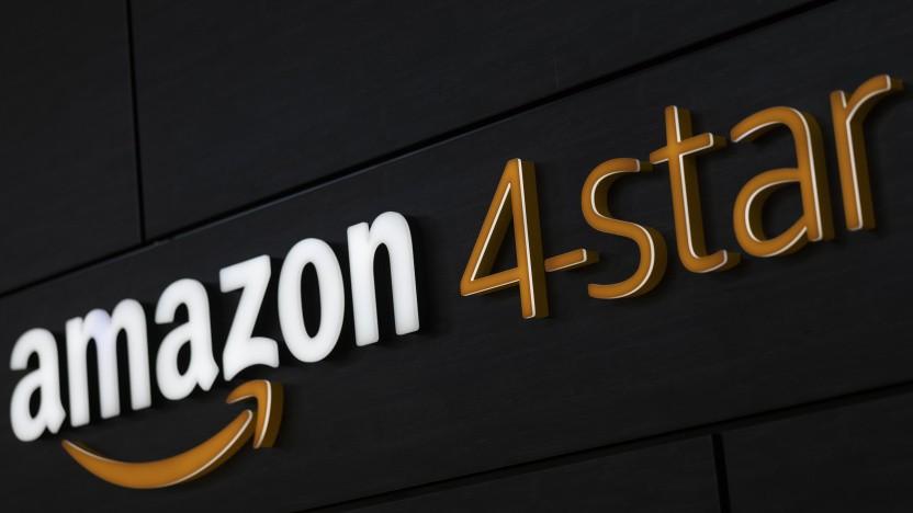 Amazon eröffnet ersten 4-Sterne-Laden in Europa.