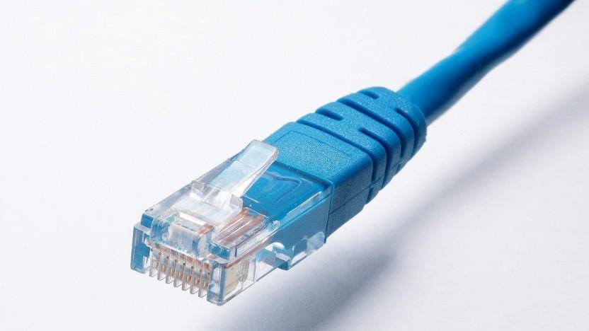 Kann auch eine Antenne sein: LAN-Kabel